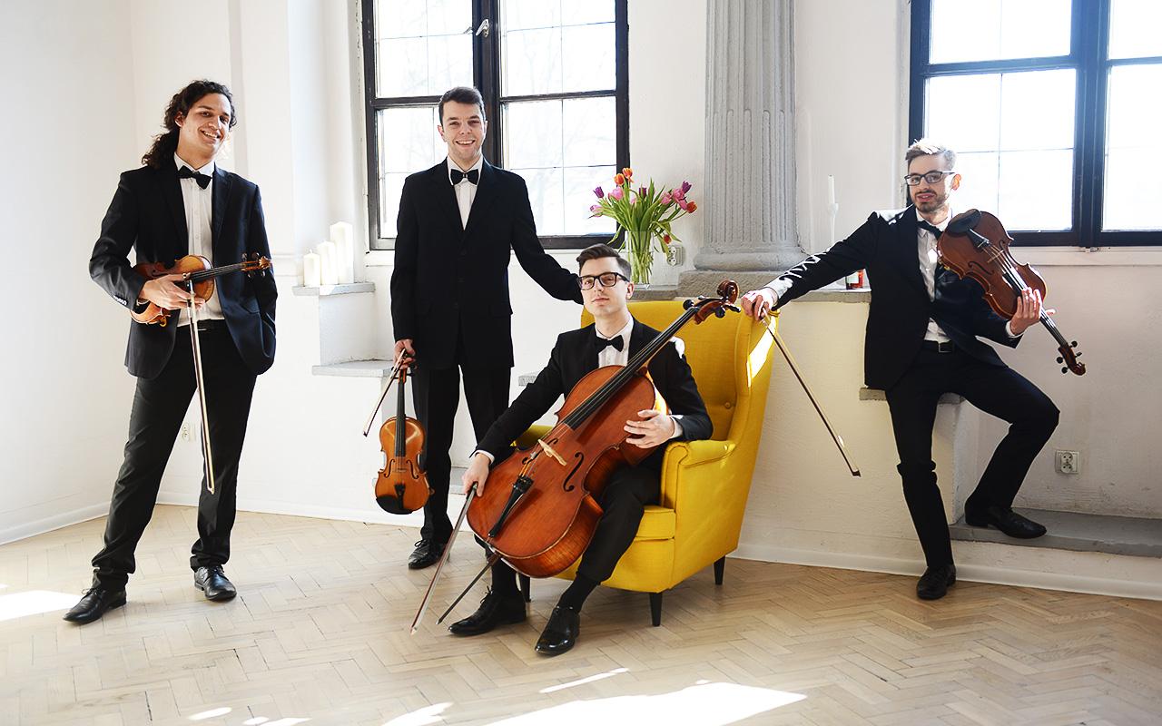 dobryton kwartet smyczkowy z Krakowa