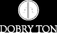 logo kwartetu smyczkowego dobryton