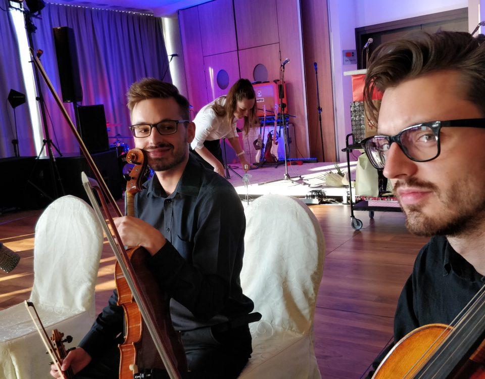 Oprawa muzyczna ślubu - kwartet smyczkowy Dobry Ton