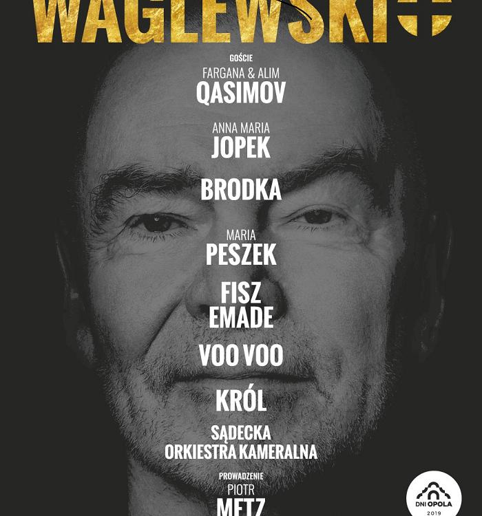 Waglewski i Dobry Kwartet występ w ramach Dni Opola